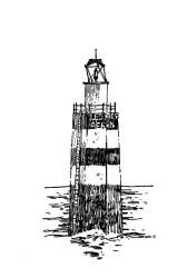 900 Morbihan – Feu des 3 pierres – Lorient