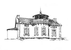 902 Côtes d'armor – Feu Beg Leger – Lannion