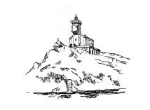 915 Finistère – Phare Tevennec – Plogoff