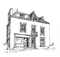 917 Maison années 50 – Cap-Sizun – Plouhinec – Finistère