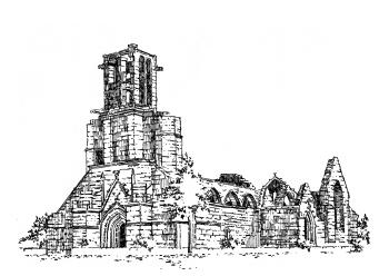 918 Finistère – Chapelle Lambour – Pont l'Abbe