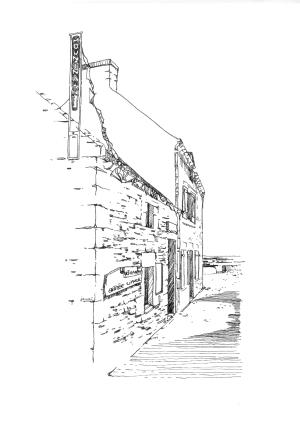 922 Finistère – Ile de Sein – Maison Chez Mounina