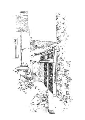 924 Finistère – Ile de Sein – Boulangerie