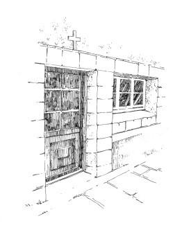 925 Finistère – Ile de Sein – Maison des Sœurs