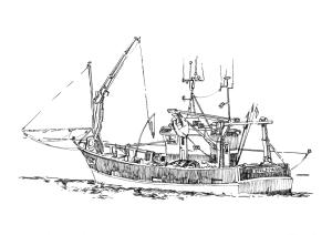 938 Fileyeur – Etoile Polaire – Concarneau – Finistère