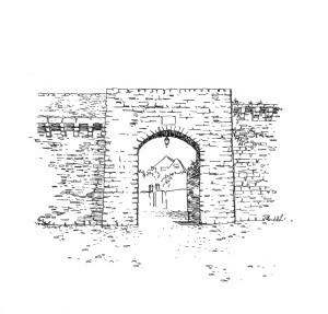 942 Loire atlantique – Porte Bizienne – Guérande