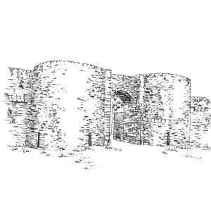 943 Loire atlantique – Porte Vannetaise – Guérande