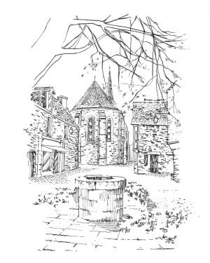 944 Loire atlantique – Place Pilori – Guérande