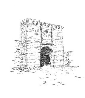 949 Loire antlantique – Porte Saille – Guérande