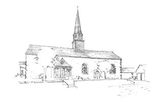 964 Eglise de Brignac – Morbihan
