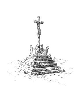 968 Calvaire – St Tugen Primelin – Finistère