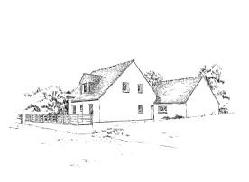 969 Maison gîte Claudine Moisan – Ploermel – Morbihan