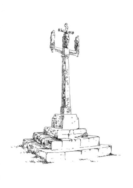 978 Calvaire – St Edwette Esquibien – Finistère