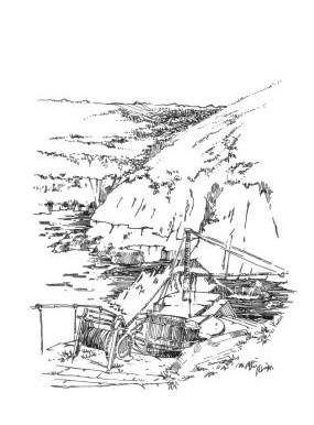 980 Port Brezelec – Cleden – Finistère