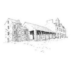 984 Côtes d'Armor – Les Halles – Matignon
