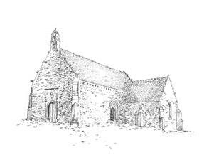 985 Côtes d'armor – Chapelle St Sébastien – Frehel