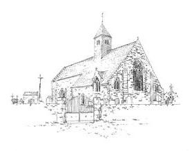 997 Côtes d'armor – Eglise St Gobrien – Morieux