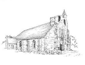 998 Finistère – Chapelle Ste Thumette Kerity