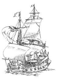 Finistère – Bateaux Vaisseau du XVII