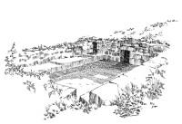 Finistère – Lavoir de Kerandraon – Mahalon