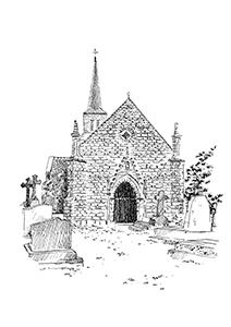 1015 Morbihan – Arz – Notre Dame de la Nativité