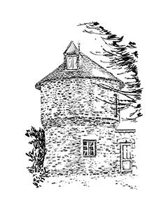 1020 Morbihan – Arz – Moulin de Belure