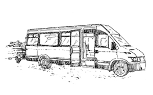 1023 Morbihan – Arz – Minibus