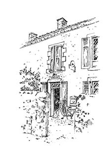 1034 Morbihan – Arz – La Poste