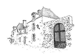 1035 Morbihan – Arz – Mairie
