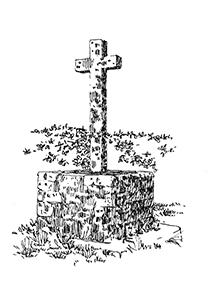 1039 Morbihan – Arz – Croix de l'Élan