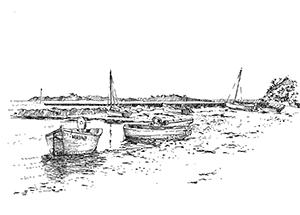 1047 Morbihan – Arz – Cale Penera