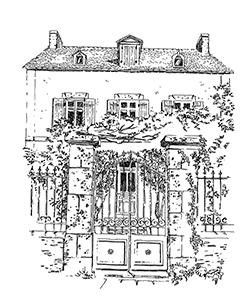 1053 Morbihan – Arz – Maison de capitaine