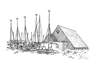1059 Morbiha – Arz – Centre de Vacances des Douanes