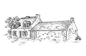 1065 Morbihan – Arz – Maison Ostreiculteur
