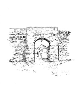 942 Loire Atlantique – Porte Bizienne – Guerande