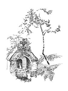 235 Fontaine Saint Hilarion – Pont Croix – Finistere