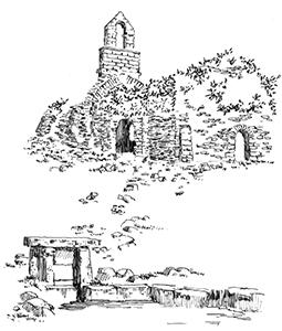 299 Chapelle Saint Jean – Plouhinec – Finistere