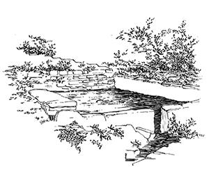 320 Lavoir de Kervevan – Pont Croix – Finistere