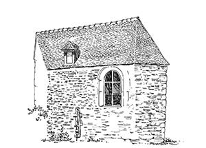 322 Chapelle Sant Vaal – Pont croix  – Finistere