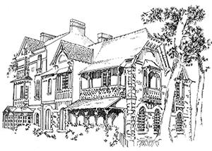 371 Loire Atlantique – Villa La Baule les pins