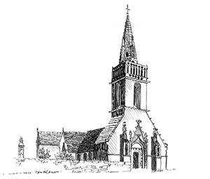 005 Église St Winoch – Plouhinec – Finistère