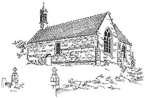 012 Chapelle St Tremeur – Cleden – Finistère