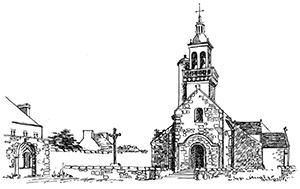 013 Église St Primel – Primelin – Finistère