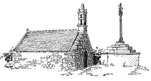019 Chapelle St Yves – Plogoff – Finistère