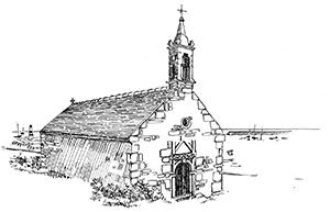 025 Chapelle St Edwette – Esquibien – Finistère