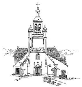 026 Église St Raymond – Audierne – Finistère
