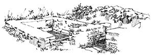 031 Lavoir de Kerveur – Plogoff – Finistère