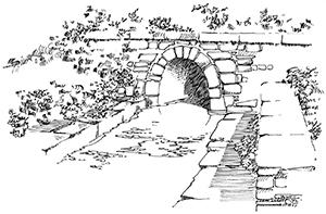 034 Lavoir de Pont ar Glaon – Cleden – Finistère